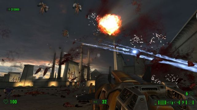 games similar to Serious Sam HD:  The First Encounter