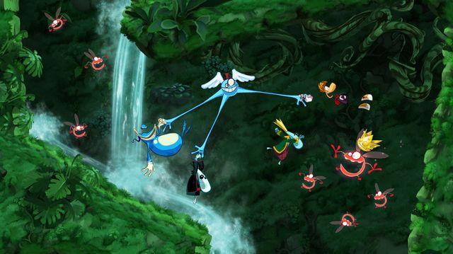 games similar to Rayman Origins