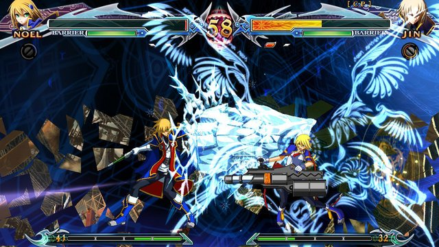 games similar to BlazBlue: Chrono Phantasma EXTEND