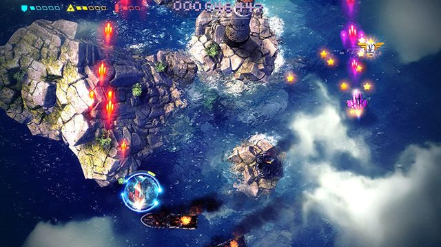 games similar to Sky Force Anniversary