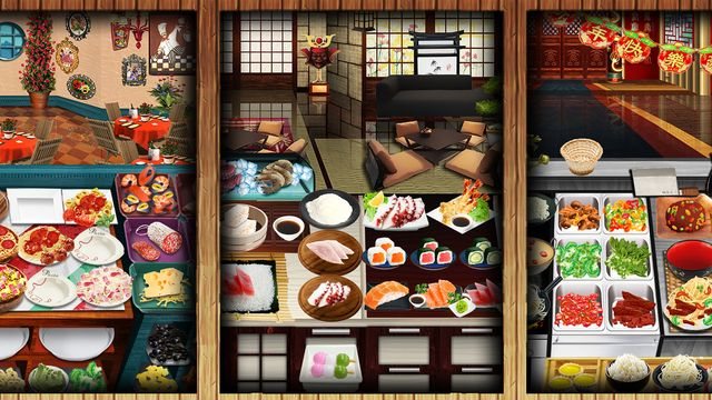games similar to The Cooking Game