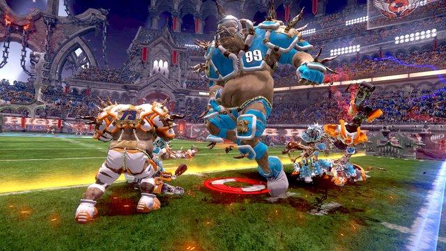 games similar to Mutant Football League: Dynasty Edition