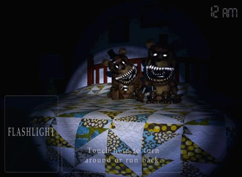games similar to Five Nights at Freddy's 4