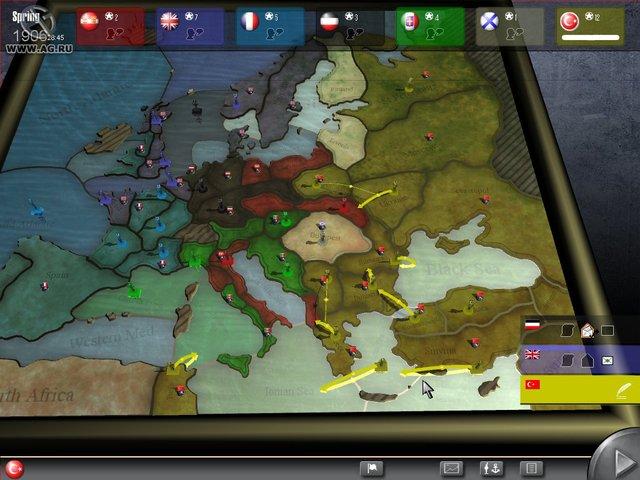 games similar to Diplomacy (2005)