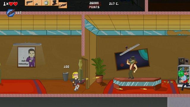 games similar to Weird Hero
