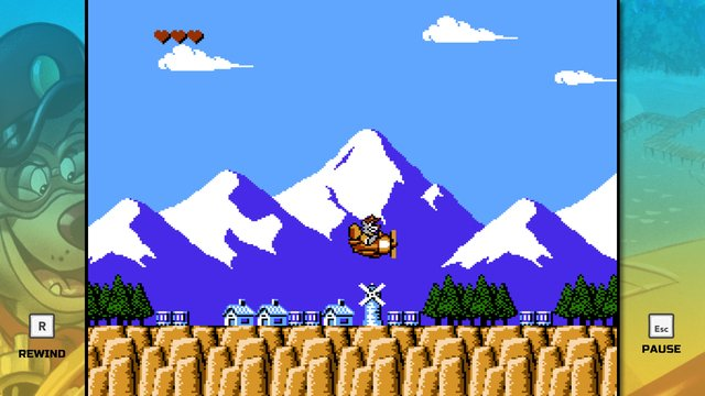 games similar to The Disney Afternoon Collection