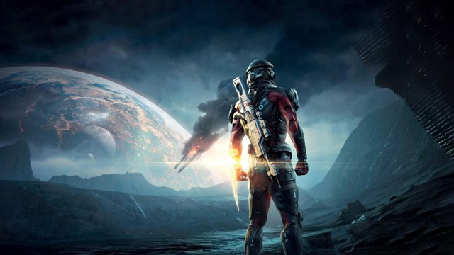 games similar to Mass Effect: Andromeda