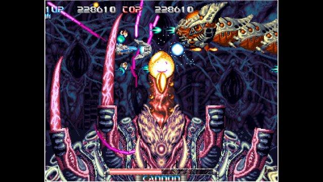 games similar to ACA NEOGEO PULSTAR