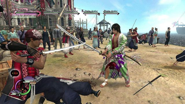 games similar to WAY OF THE SAMURAI 4
