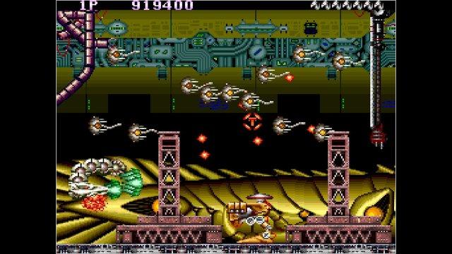 games similar to Arcade Archives SAINT DRAGON