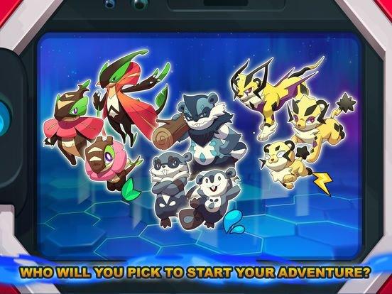 games similar to Nexomon