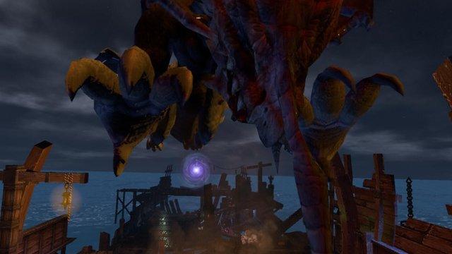 games similar to Guardian war VR