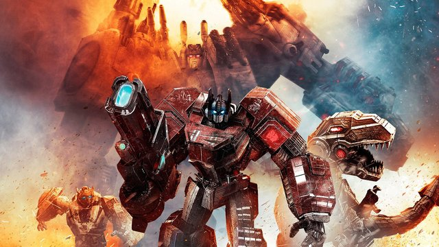 games similar to TRANSFORMERS: Fall of Cybertron