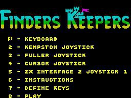 games similar to Finders Keepers