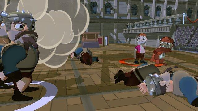 games similar to When Vikings Attack!