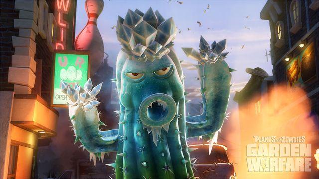 games similar to Plants vs Zombies Garden Warfare
