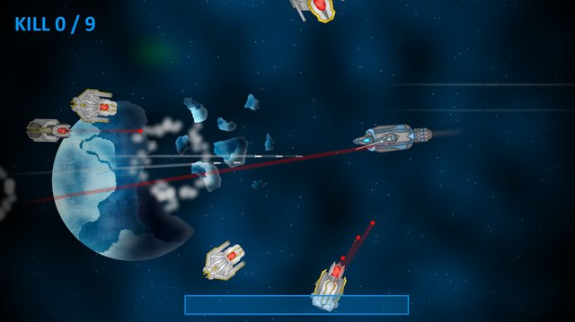 games similar to Galactic Fighter