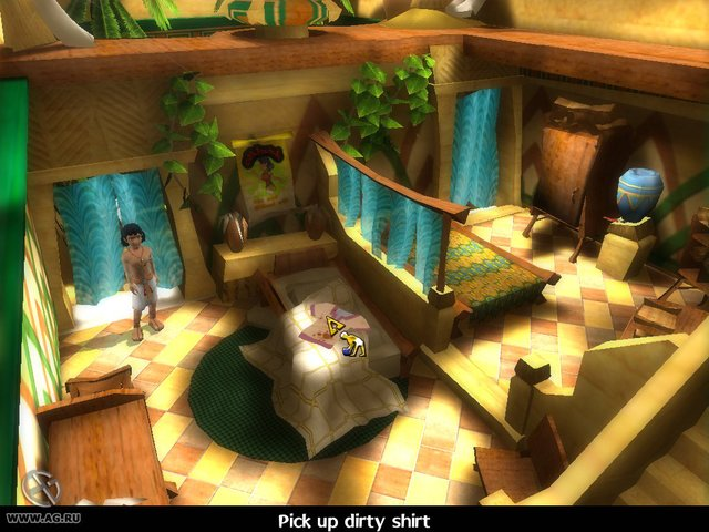 games similar to Ankh