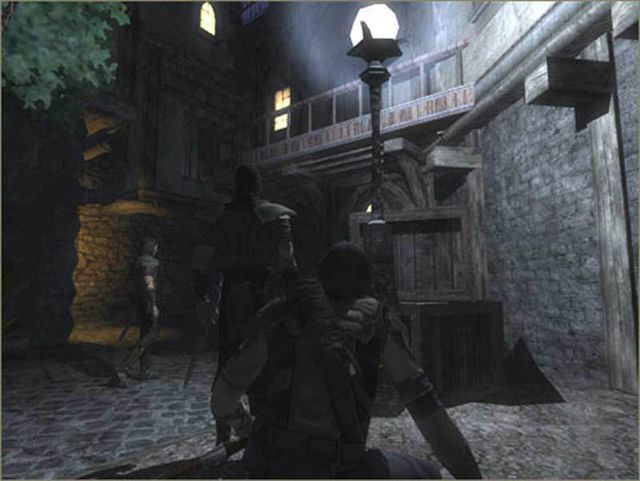 games similar to Thief 3: Deadly Shadows