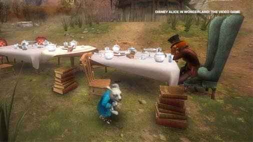 games similar to Disney Alice in Wonderland