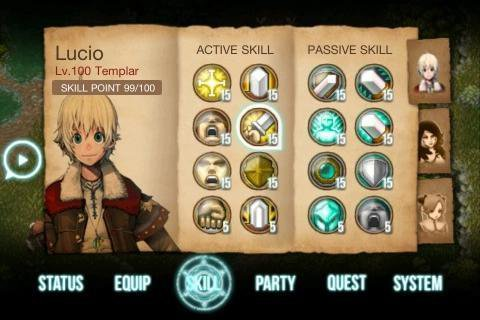 games similar to The Chronicles of Inotia 3: Children of Carnia