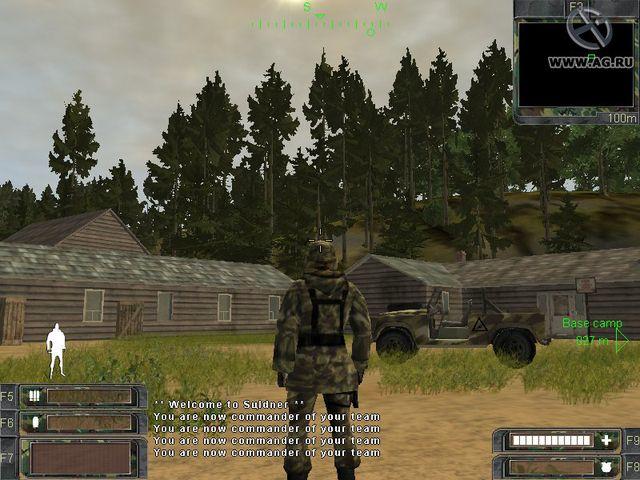 games similar to Söldner: Secret Wars
