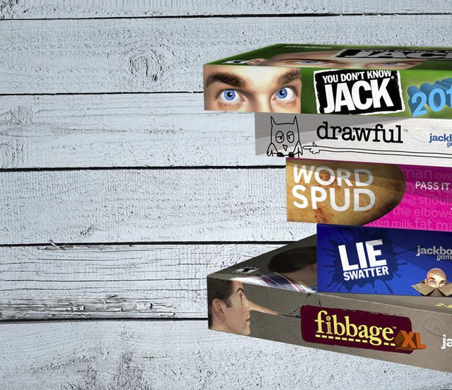 games similar to The Jackbox Party Pack