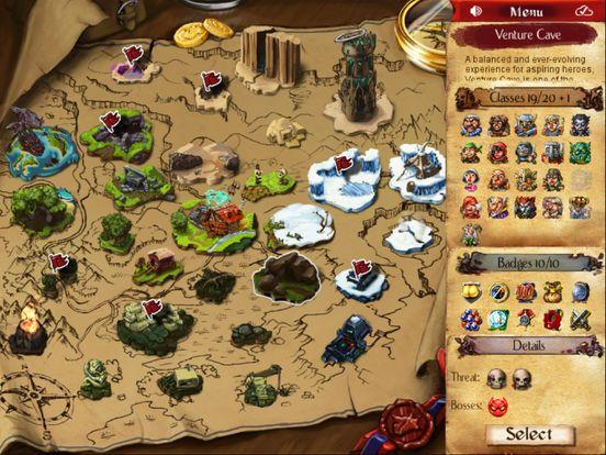 games similar to Desktop Dungeons