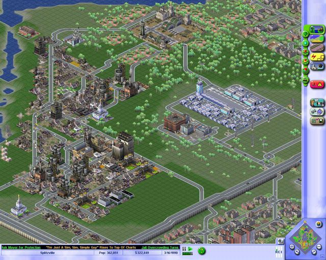 games similar to SimCity 3000 Unlimited