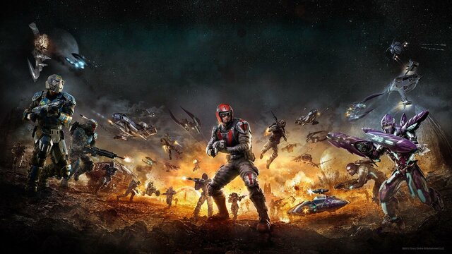 games similar to PlanetSide 2