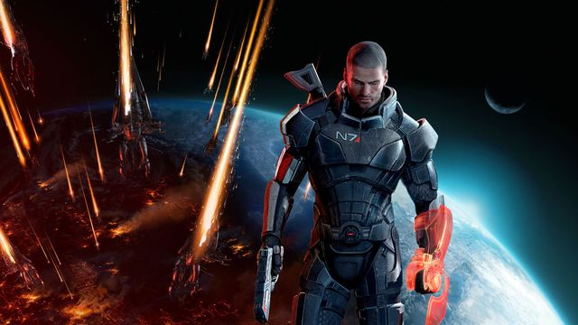 games similar to Mass Effect 3