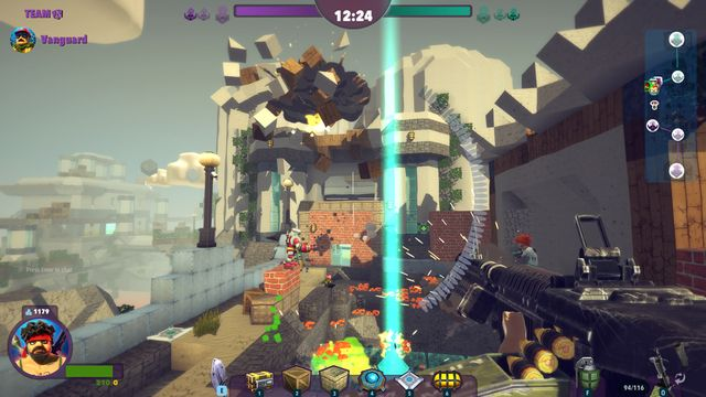 games similar to Block N Load