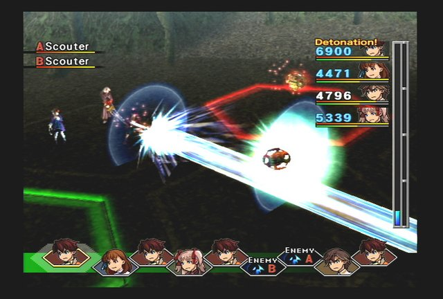 games similar to Wild Arms 4