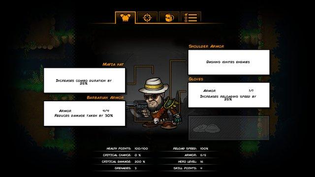 games similar to Badass Hero