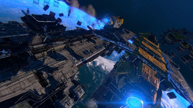games similar to Star Conflict