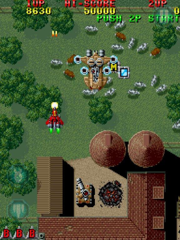 games similar to Raiden Legacy