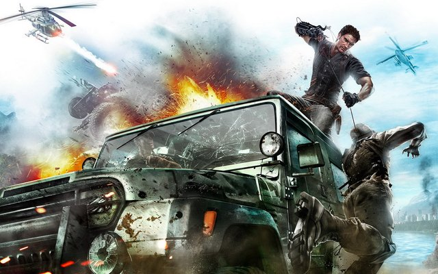 games similar to Just Cause