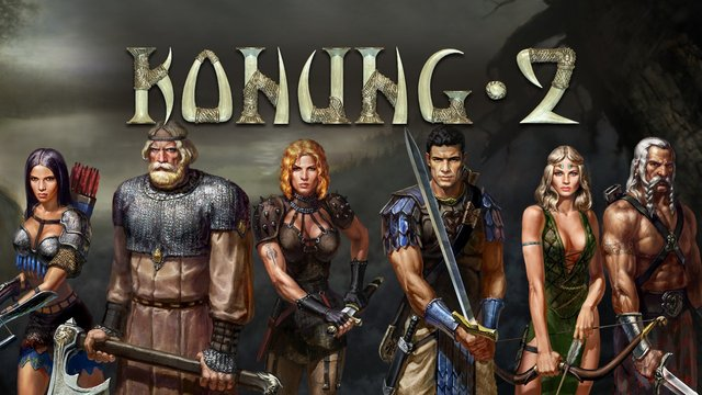 games similar to Konung 2