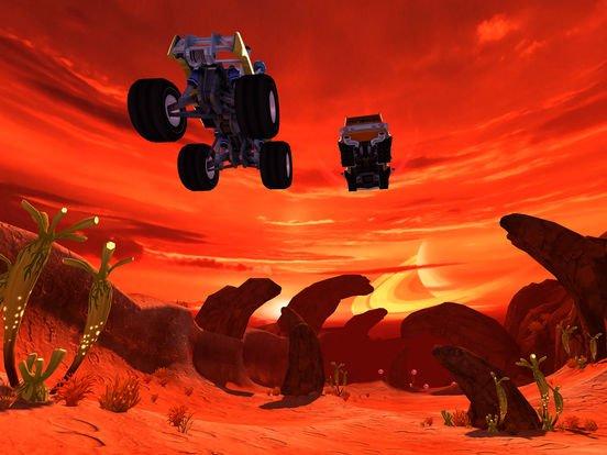 games similar to Beach Buggy Racing