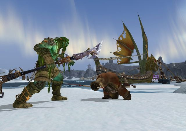 games similar to World of Warcraft: Wrath of the Lich King