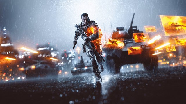 games similar to Battlefield 4