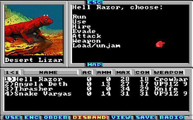 games similar to Wasteland