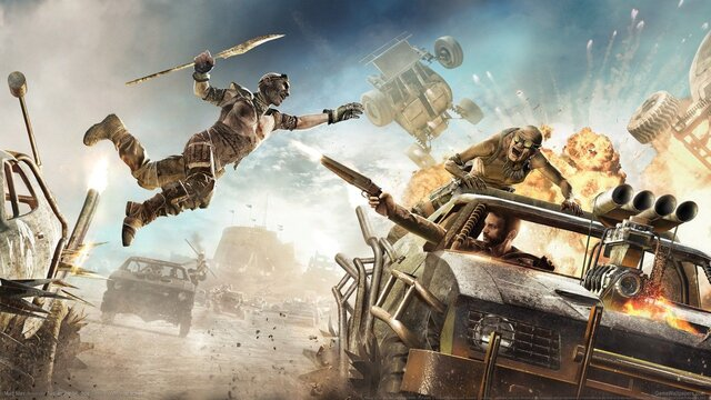 games similar to Mad Max