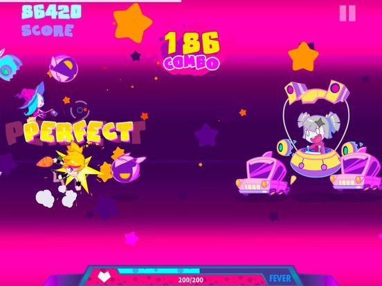 games similar to Muse Dash