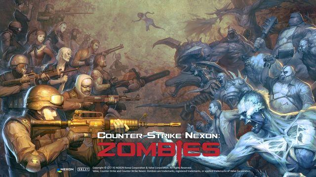 games similar to Counter Strike Nexon: Zombies