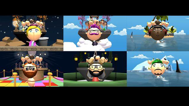 games similar to Super Duper Party Pooper