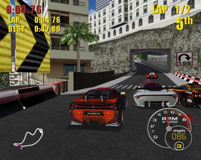 games similar to Supercar Street Challenge
