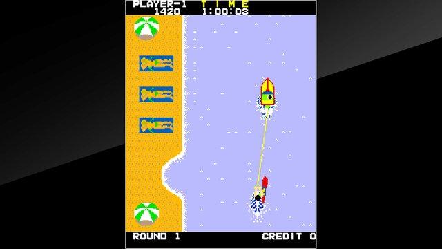 games similar to Arcade Archives WATER SKI