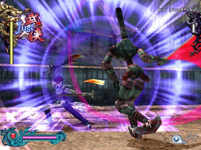 games similar to Bujingai: The Forsaken City