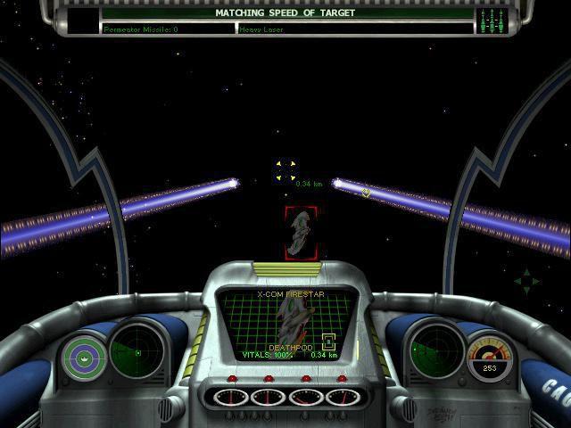 games similar to X COM: Interceptor